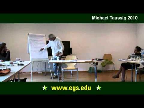 Michael Taussig. Narrative und Bräuche. 2010
