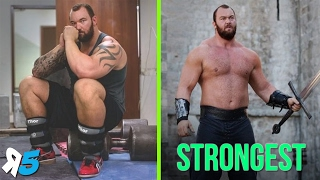 These men pull trucks down the road, carry cars, lift boulders, throw kegs and barrels, all totaling thousands of pounds in weight. We take a look through 6 of the Strongest Men in The World!Click Here To Subscribe! http://bit.ly/Random5       ↓↓↓↓↓↓Give us a like and share the video with friends.Legality Agreement Background music – YouTube Audio LibrarySongName – Crimson Fly – Huma-HumaThis work is licensed under a Creative Commons Attribution 3.0 Unported License. http://creativecommons.org/licenses/b...If you liked the video, please subscribe for more videos every week!Subscribe HERE: http://bit.ly/Random5Like us on Facebook – http://www.facebook.com/random5media