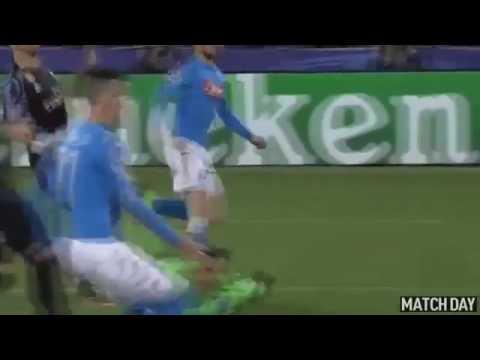 Napoli vs Real Madrid 1-3 Goles 07.03.2017 Champions League