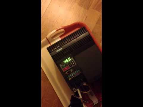 Air raid siren full power off 240v 13 amp