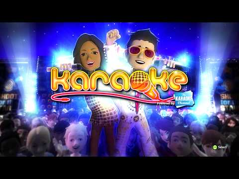 Karaoke - Xbox 360 (Delisted Games Hands On)