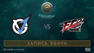 VG.J vs FTD.A, The International 2017 Qualifiers [mortallestv]