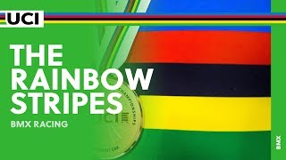 A bunch of former UCI BMX World Champions including Caroline Buchanan, Sam Willoughby, Dale Holmes, Javier Colomba and Rob de Wilde share their thoughts about wearing the rainbow stripes jersey and the pressure around it.More BMX at http://www.uci.ch/bmx/Follow us on Twitter @UCI_BMX_SX