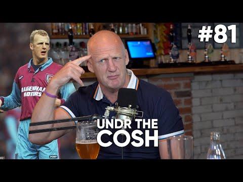 Iain Dowie - Undr The Cosh Podcast #81