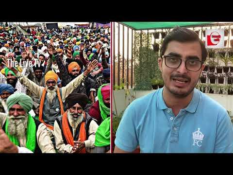 किसान आंदोलन पर इंग्लैंड का बड़ा एलान, BJP के पसीने छूट गए!