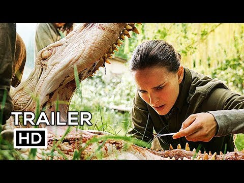 ANNIHILATION Official Trailer #3 (2018) Natalie Portman Sci-Fi Movie HD