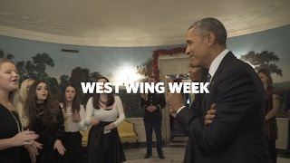 """West Wing Week: 12/16/16 or, """"We'll Meet You on the Other Side."""""""