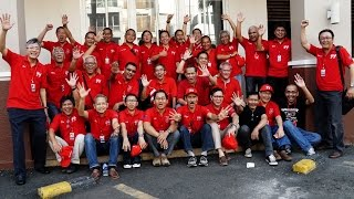 Lustrum 50 Tahun SMA Pangudi Luhur Jakarta