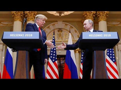 G20-Gipfel in Buenos Aires: Trump sagt Treffen mit Putin ab