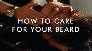 TRIUMPH & DISASTER BEARD CARE: A HOW-TO WITH ROCCO D'AMORE