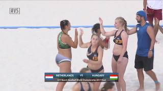 W64 NETHERLANDS vs HUNGARY FINALS Main Court