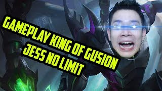 Video GAMEPLAY KING OF GUSION JESS NO LIMIT (Gusion Montage Pt.2) - Mobile Legends MP3, 3GP, MP4, WEBM, AVI, FLV Agustus 2019