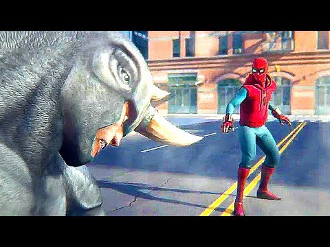 Marvel Future Fight Spider Man Homecoming Trailer