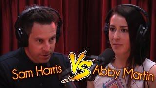 Video Sam Harris Vs. Abby Martin MP3, 3GP, MP4, WEBM, AVI, FLV Mei 2018