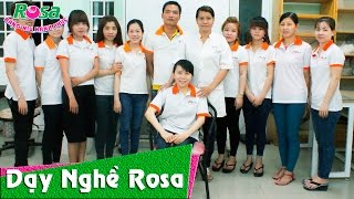 Dạy nghề Nail cho người khuyết tật tại Biên Hòa - Đồng Nai