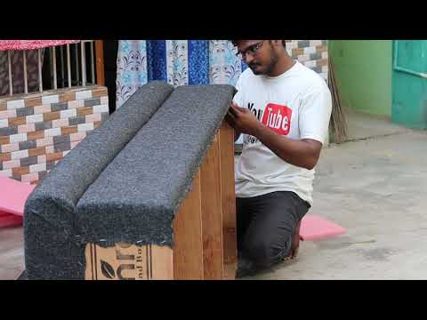 How to low cost High quality sofa making. 3 seater sofa sofa creating .2021 model making