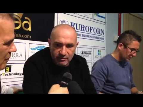 Interviste postpartita: Gualdo Casacastalda - Poggibonsi