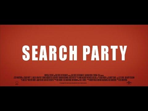 SEARCH PARTY HD Trailer 1080p german/deutsch