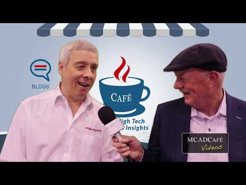 InnovMetric Interview Marc Soucy MCAD Cafe IMTS 2018