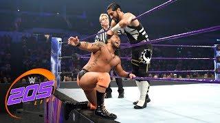 Nonton Mustafa Ali vs. Louie Valle: WWE 205 Live, June 6, 2017 Film Subtitle Indonesia Streaming Movie Download