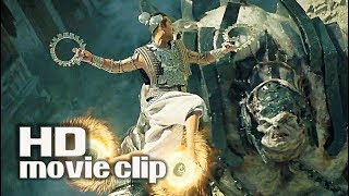 Nonton LEAGUE OF GODS (2017) Monster Commander FIGHT SCENE Film Subtitle Indonesia Streaming Movie Download
