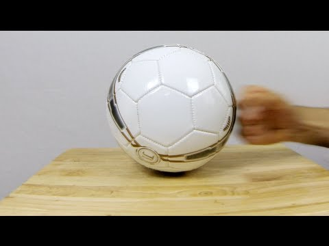 A Posh Chap Knows the Ladies Prefer the Fun and Sexy Balls Over Footballs (In Slow Motion)