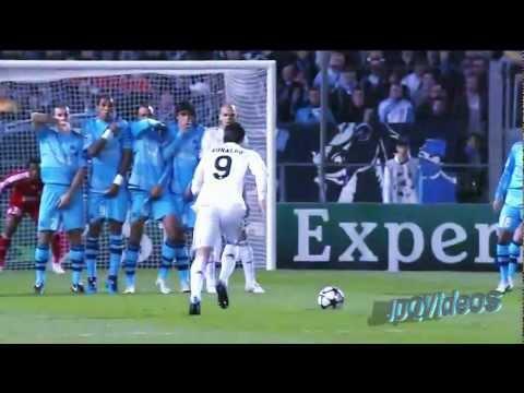 Mejor Gol de Tiro Libre de Cristiano Ronaldo - HD
