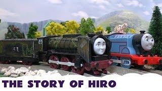 Play Doh Thomas The Train HIRO Story Toy Train Hero Of The Rails Kids Story Playdough