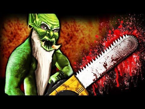 Убиваю ради силы в 30 минут Warcraft 3
