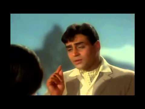 filmistan - Jhuk Gaya Aasman -Heart Touched Scene Nims Filmistan : Published: Rajendra Kumar - Saira Banu.