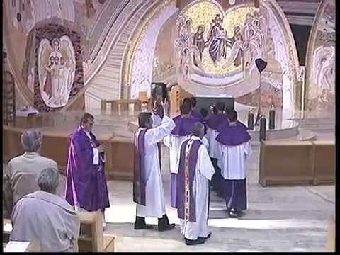 2017-04-02 Vasárnapi szentmise a Gazdagréti Szent Angyalok Plébánián