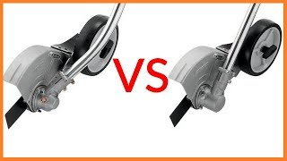 10. Curved Shaft VS. Straight Shaft Edger | Which Is Better?