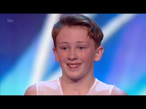 Jack Higgins - Britain's Got Talent 2016