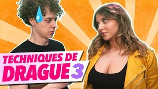 Video NORMAN - TECHNIQUES DE DRAGUE 3 MP3, 3GP, MP4, WEBM, AVI, FLV Oktober 2017