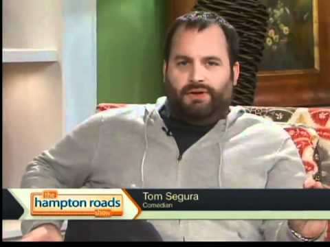 Comedian Tom Segura on THRS