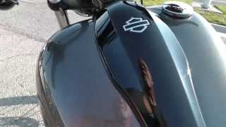 6. 052260 - 2013 Harley Davidson Blackline - Used Motorcycle For Sale