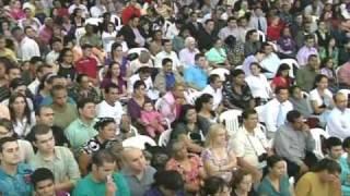 Pr. Yossef Akiva - Gmuh 2009 - Parte 3/9 - Asa De Anjo, Corpo De Homem E Rosto De Criança - Youtube