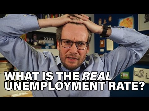 Download What Is the Real Unemployment Rate? HD Mp4 3GP Video and MP3