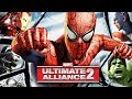 Marvel: Ultimate Alliance 2 All Cutscenes game Movie 10