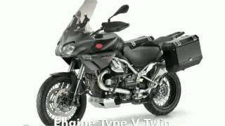 1. 2010 Moto Guzzi Stelvio 1200 ABS - Info, Specification
