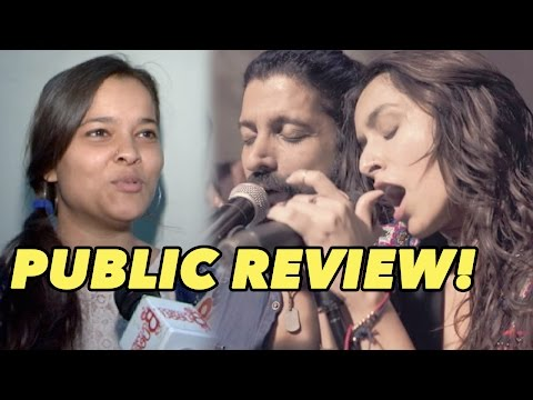 Rock On!! 2 Movie Review | Public Review | First D