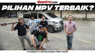 Download Video Hyundai H-1 Bertampang Baru Dan Super Lega |  Test Drive |  GridOto MP3 3GP MP4