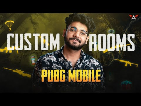 🔴PUBG MOBILE LIVE : CUSTOM ROOMS FOR SUBSCRIBERS!🤩|| H¥DRA | Alpha!😋