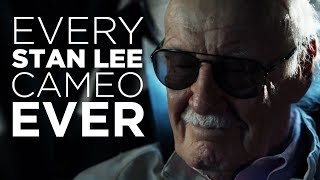 VIDEO: Every Stan Lee Cameo Ever (1989-2018)