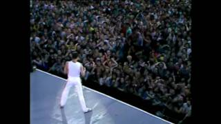 Video Queen - Another One Bites the Dust (Live @ Wembley 1986) [HD] MP3, 3GP, MP4, WEBM, AVI, FLV September 2018