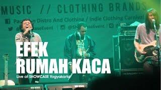 [HD] Efek Rumah Kaca - Sebelah Mata (Live at SHOWCASE Yogyakarta, Februari 2017)