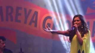 Shreya Ghoshal In Infosys Mysore- Live (Sun Raha Hai Na Tu)