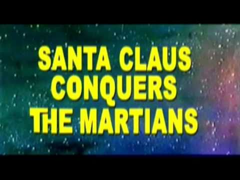 Joulupukki valloittaa Marsin