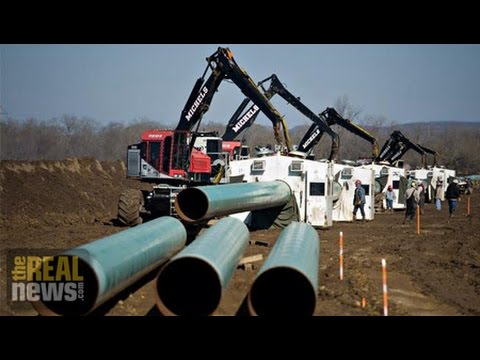 """Keystone XL Pipeline Runs the Risk of Becoming a """"Stranded Asset"""""""