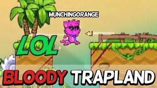 NEVER ENDING DEATHS 2 w/ MunchingOrange (Bloody Trapland 2) by Tyranitar Tube